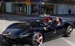 Ibrahimovic, Ferrari