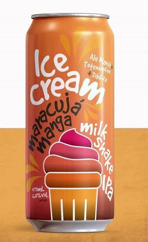 Ice Cream - lançamento da Dádiva