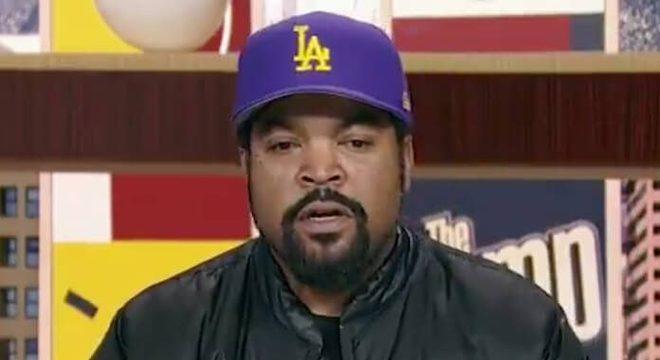 Ice Cube e Kobe Bryant
