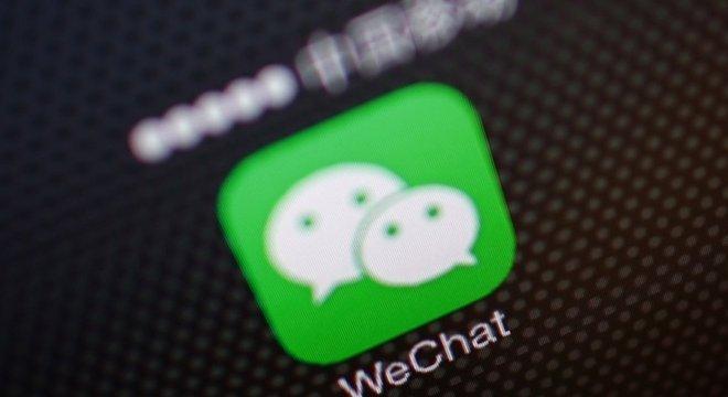 O WeChat é equivalente ao WhatsApp na China