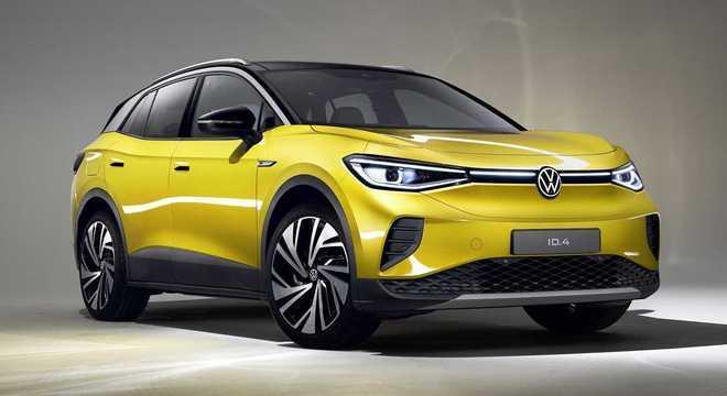 Dianteira traz nova identidade da Volkswagen e desenho fluído e aerodinâmico