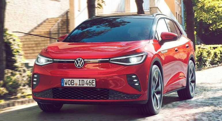 A Volkswagen enfim lançou o SUV elétrico GTX, o modelo esportivo da linha ID