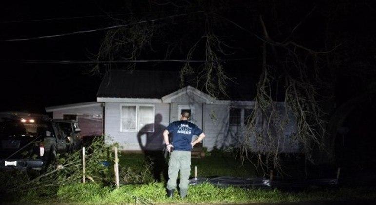 Nova Orleans fica sem energia após passagem de furacão Ida