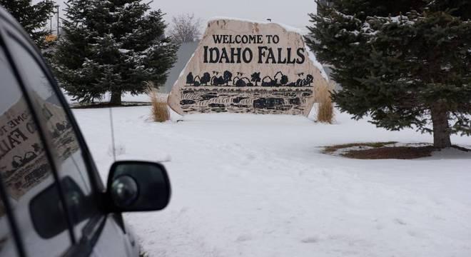 Idaho Falls é uma cidade no estado de Idaho, nos Estados Unidos