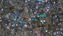 Dimensão de estragos do ciclone na África assusta equipes de resgate