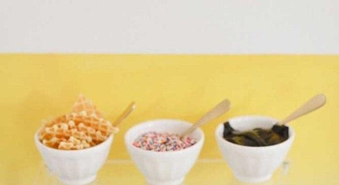 ideias para mesa de guloseimas simples
