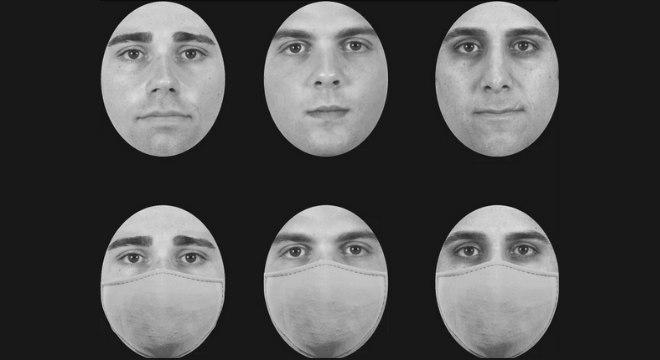 identificação facial