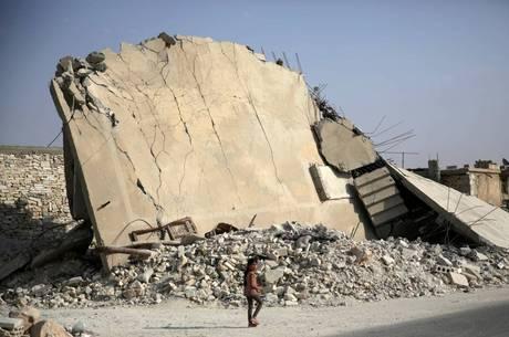 Idlib é o reduto da oposição síria