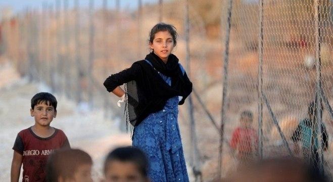 Famílias da província de Idlib, no norte da Síria, são as que correm mais risco