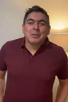 Ídolo do Paysandu, Robgol teve seu WhatsApp clonado em 2019. Seu aplicativo travou e amigos do atacante receberam mensagens do número do ex-atleta pedindo dinheiro