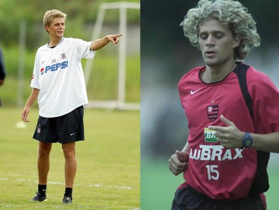 Ídolo na Ponte Preta, o meia Adrianinho defendeu o Flamengo em 2005 sem se destacar. Atuou em 15 jogos e não fez um único gol. Ele também já havia decepcionado no Corinthians.