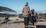 idosa, alzheimer, velho