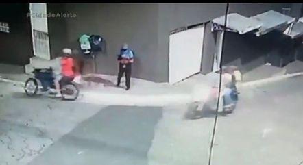 Idoso é agredido em São Paulo