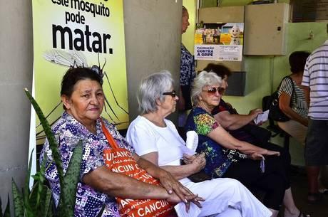 Sul e Sudeste concentram mais idosos