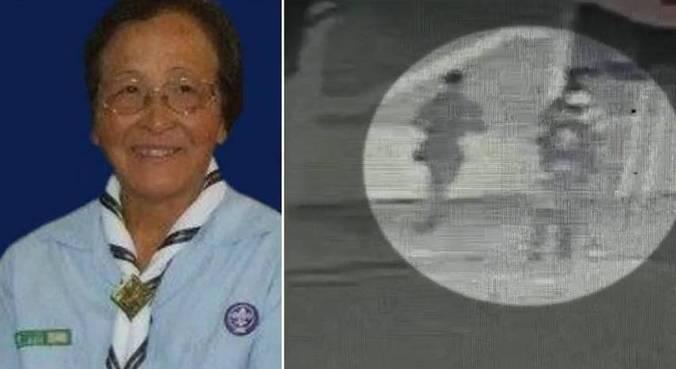 Shideko, a 'Dona Cida', de 84 anos, não resistiu aos ferimentos e morreu no local
