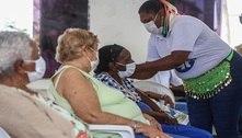 Após fim de doses,Salvador suspende vacinação contra covid-19