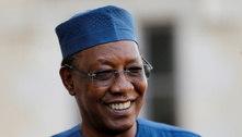Presidente do Chade morreu após se ferir em ataque, dizem militares