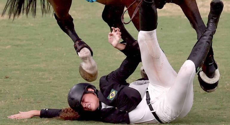 Ainda não há informações sobre lesão de Iêda Guimarães