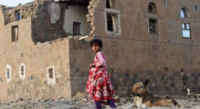 Iêmen vive pior crise humanitária do mundo por causa da guerra