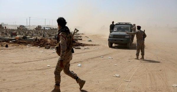 Coalizão árabe destrói alvos no norte do Iêmen