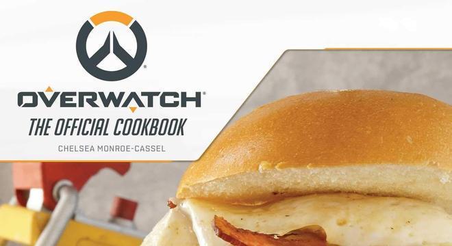 Livro de receitas – Overwatch The Official Cookbook