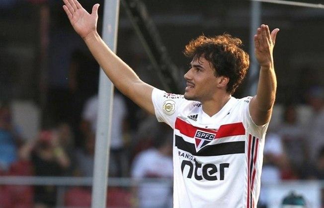 IGOR GOMES - Promovido por Aguirre junto com Antony, é a principal joia do elenco neste momento e já atrai atenções do exterior. Soma 44 jogos e cinco gols pela equipe principal.