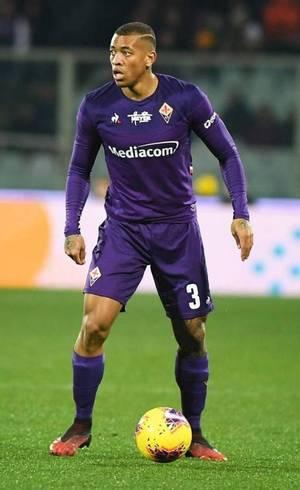 Igor Julio atua pela Fiorentina