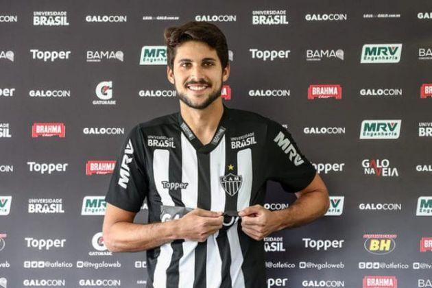 Igor Rabello - Zagueiro - Atlético-MG - Valor segundo o Transfermarkt: 3,5 milhões de euros (aproximadamente R$ 21,95 milhões)