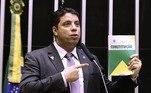 IgorTimo (MG) substitui Léo Moraes (RO) como líder do Podemos na Câmara dos Deputados