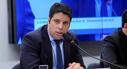 Na imagem, Igor Timo (Podemos-MG)