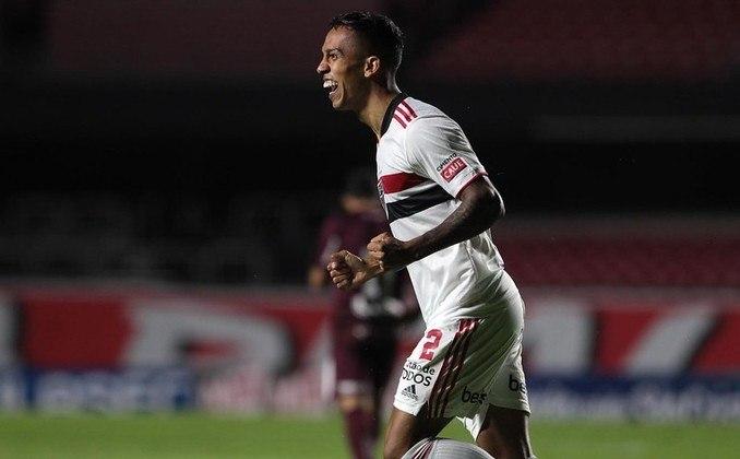 Igor Vinicius - 2 gols: marcou diante do Ituano, na vitória por 3 a 0 e nas quartas de final contra a Ferroviária, nA