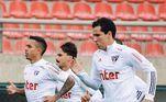 Igor Vinicius, Pablo, Igor Gomes, São Paulo