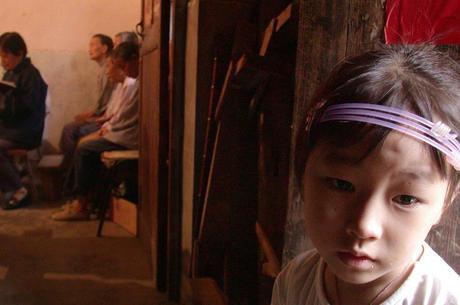 Pequenas igrejas cristãs são mais comuns na China rural
