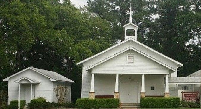 O crime aconteceu na Igreja Metodista de Starrville, no Texas (EUA)