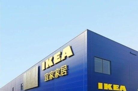 Incidente aconteceu em loja da Ikea