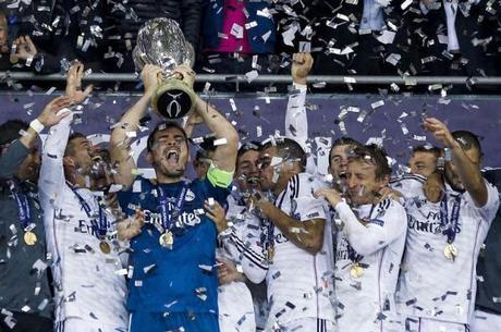 Casillas é um dos grandes ídolos do Real Madrid