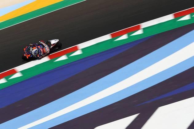 Iker Lecuona foi o 14º: o pior entre as KTM
