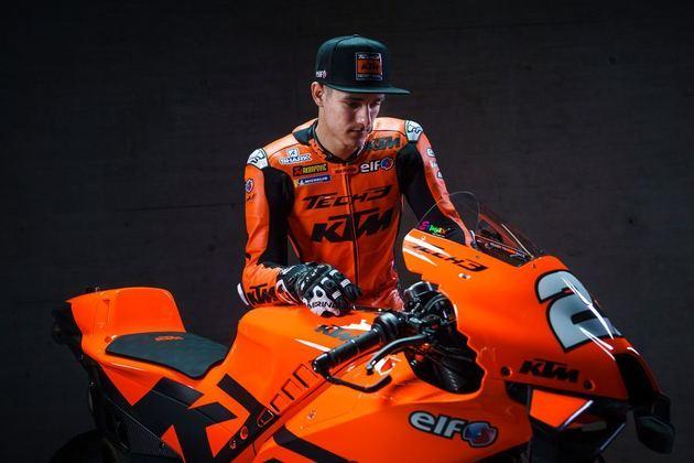 Iker Lecuona segue em seu segundo ano com a fábrica austríaca
