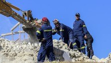 Terremoto atinge a ilha grega de Creta e deixa ao menos um morto