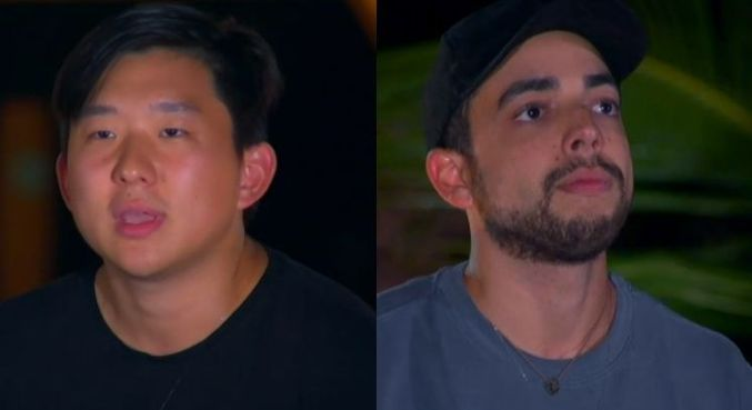Pyong Lee e Lucas Selfie se enfrentam no Desafio de Sobrevivência desta quinta (5)