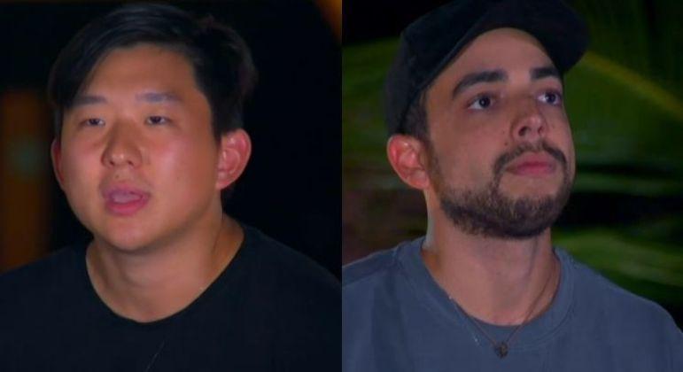 Pyong e Lucas são indicados para o Desafio de Sobrevivência na Ilha Record