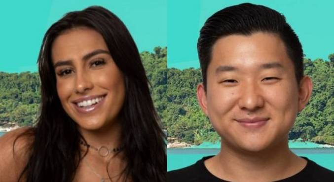 Any Borges e Pyong Lee são os finalistas da Ilha Record