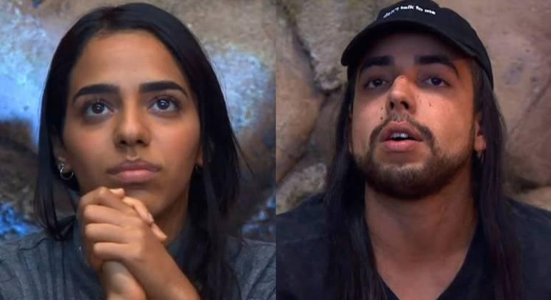 Semelhança entre Lucas Selfie e Mirella Gêmea Lacração repercute nas redes sociais
