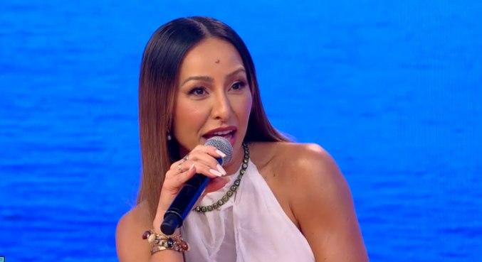 Sabrina Sato declara estar ansiosa para a próxima temporada da Ilha Record