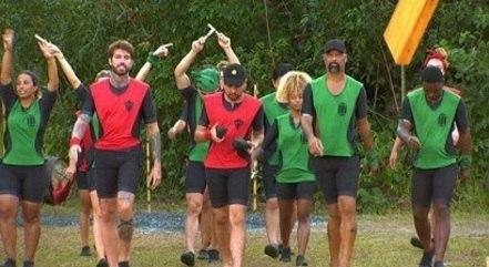"""Participantes do """"Ilha Record"""""""