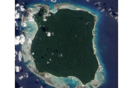 Acesso à Ilha Sentinela do Norte, na Índia, é proibido