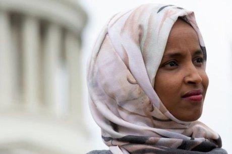 Ilhan Omar é a primeira congressista dos EUA de origem somali
