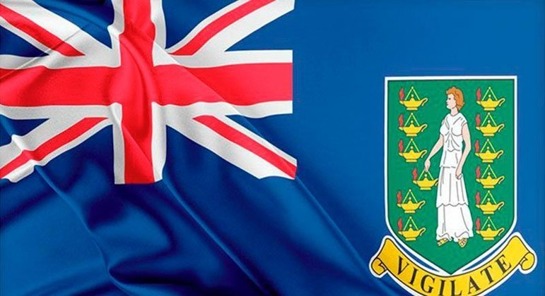 Ilhas Virgens Britânicas: US$ 60,5 bilhões