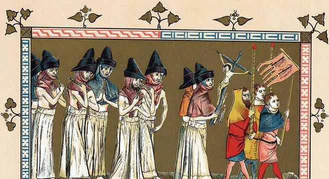 Peste causou o que foi considera da a pior pandemia da humanidade no século 14