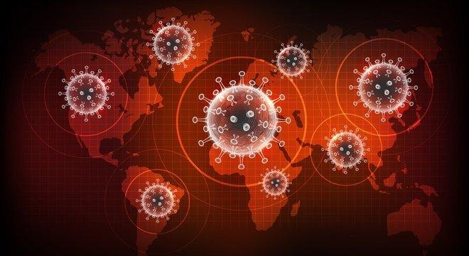 Dados mostram como o vírus partiu das grandes capitais para cidades de menor porte